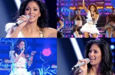 Nicole Scherzinger - Right There (Live @ Britain's Got Talent)
