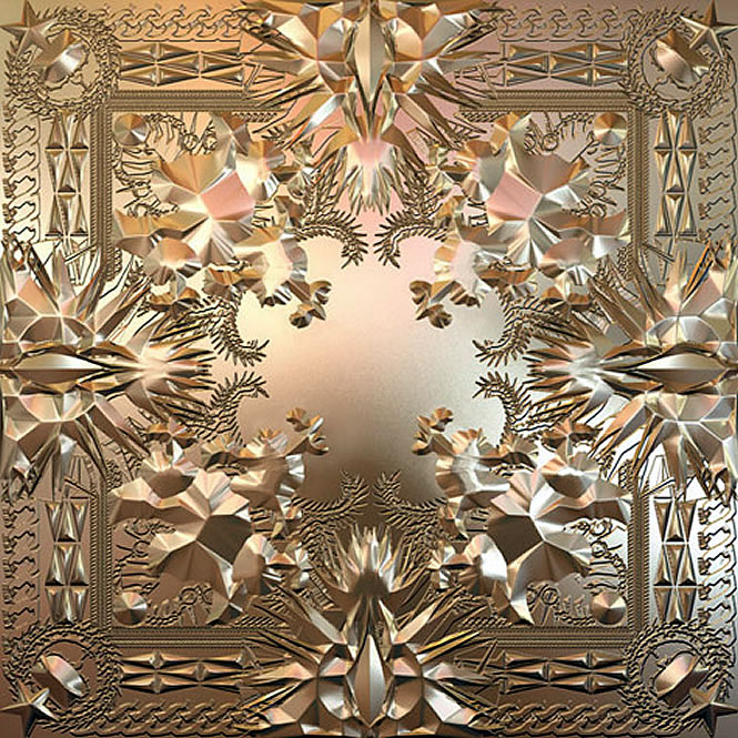 Kanye West featuring Jay-Z & Beyonce - Lift off