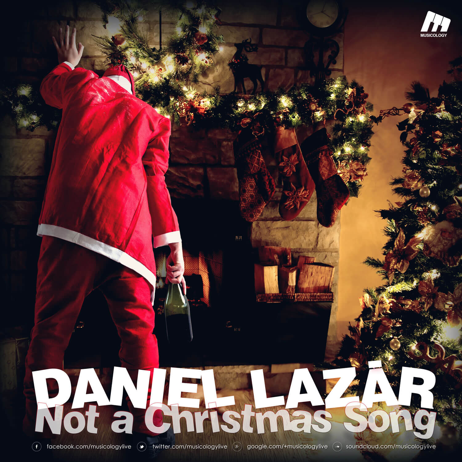 Daniel Lazar - Not A Christmas Song