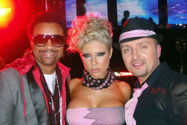 Shaggy - Dame (featuring Costi Ionita & Andreea Teodorova)