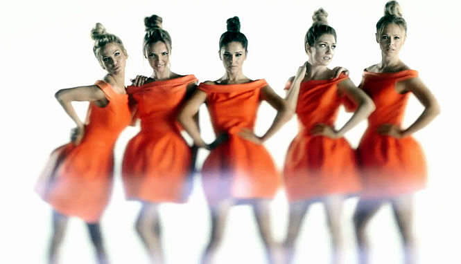 "Girls Aloud has released ""Something New"", a new single and a new video"