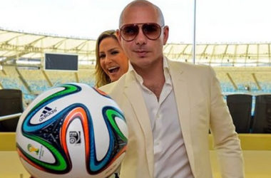We Are One by Pitbull featuring Jennifer Lopez and Claudia Leitte