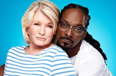 Martha & Snoop's Potluck Dinner Party tv show