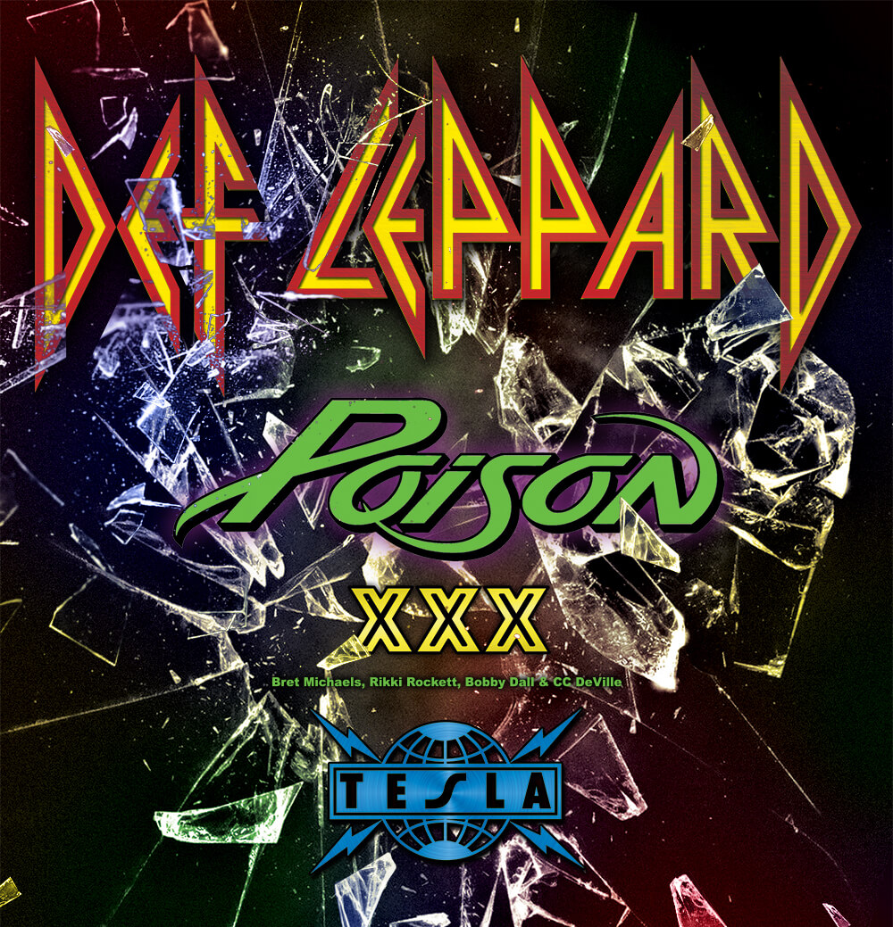 Def Leppard announced huge US tour in 2017