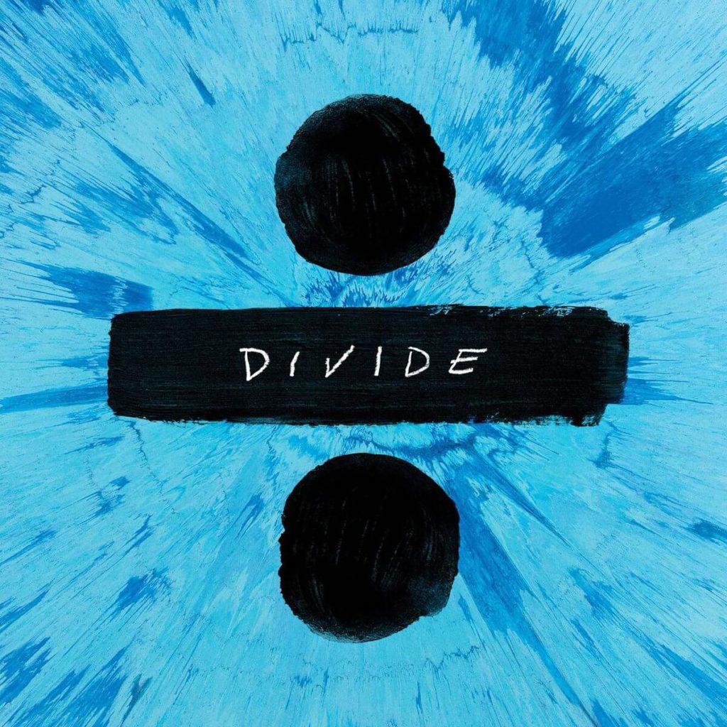 Ed Sheeran Divide tracklist