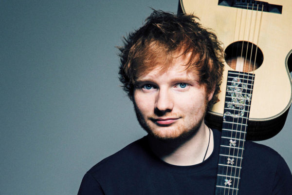 Watch Ed Sheeran's Castle on the Hill video