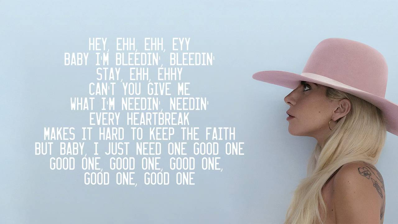 Lady Gaga - Million Reasons new video