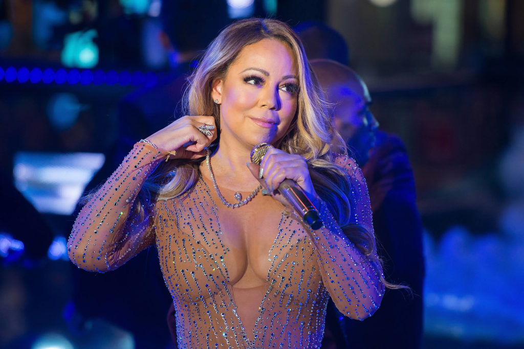 Mariah Carey, comeback after New Year's Eve disaster