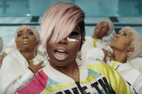 "The Queen is back !!! Watch here Missy Elliot's new video for ""I'm Better"""