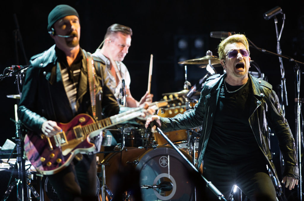 "U2 ""The Joshua Tree"" Tour Dates"
