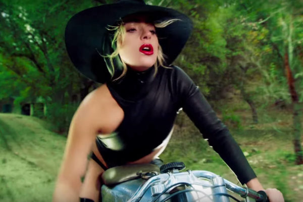 "Watch Lady Gaga's new music video ""John Wayne"""