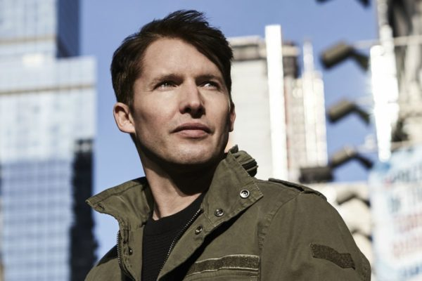 "Watch James Blunt's ""Bartender"" new music video"