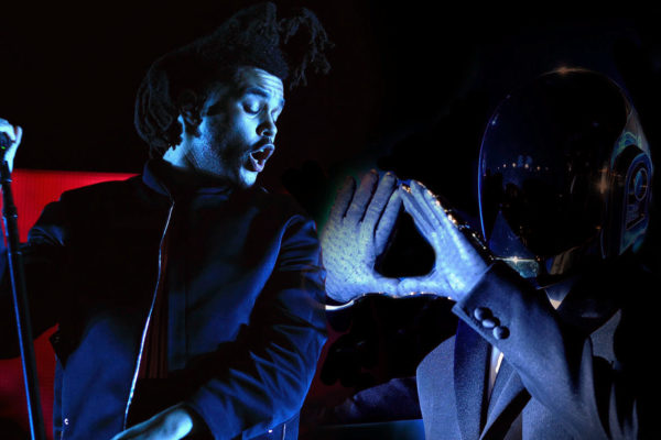 "The Weeknd has dropped his new video for ""I Feel It Coming,"" the second collaboration with Daft Punk"
